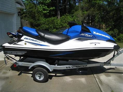 pwc for sale 2007 kawasaki ultra lx jet ski
