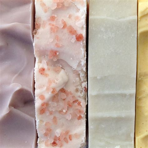 Handmade Soap Seattle - all soap handmade in seattle by saltandsprigstudio