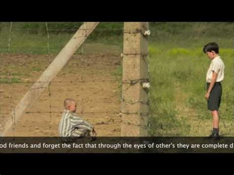 themes in the book boy in the striped pajamas the boy in the striped pajamas theme project youtube