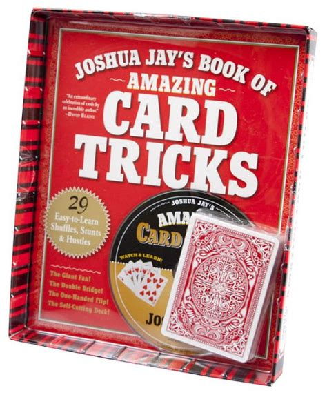 libro tricks for free incryptid joshua jay s amazing book of card tricks by joshua jay other format barnes noble 174