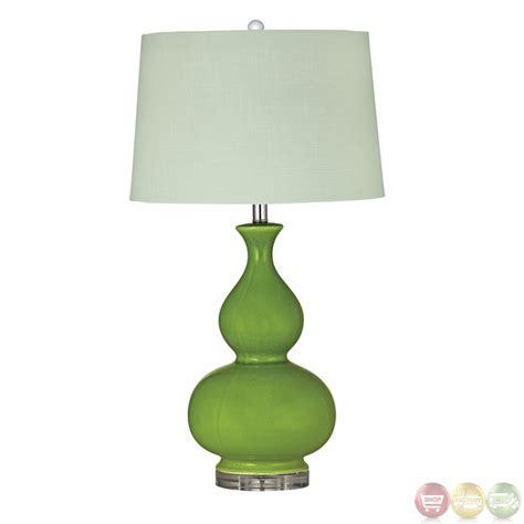 Green Elsa Ceramic Green Table L L2725tec