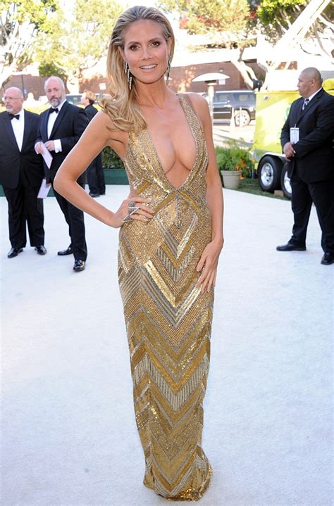 event design by heidi oscars 2013 heidi klum steals the show at elton john s