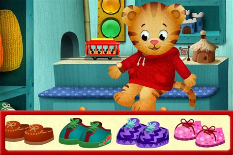 daniel tiger trolley bed daniel tiger s day night android apps on google play
