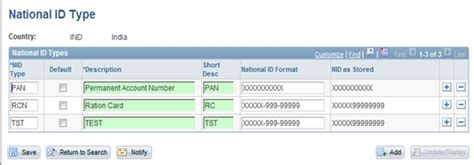 peoplesoft file layout definition table peoplesoft validating with format specified in setup