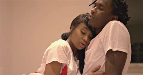 young thug pitchfork young thug shares romantic quot worth it quot video starring his