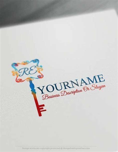 free logo design with text free logo maker key logo design text logo maker zatt designs