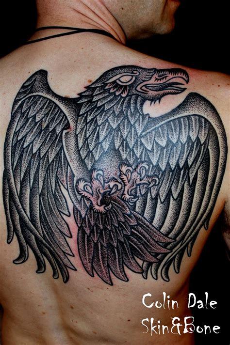 norse raven tattoo skin bone hugin munin odin s 2 ravens