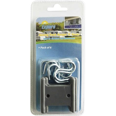 explore caravan awning hanger s hooks for rv sail