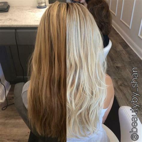 ideas  brassy blonde  pinterest blonde