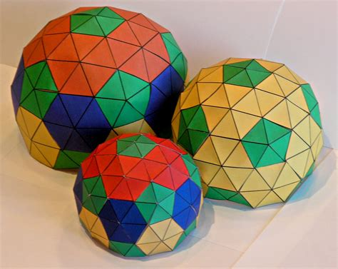 How To Make A Paper Geodesic Dome - geodesic dome houses plans designs