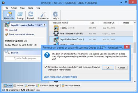 uninstall tool 3 2 2 build 5287 portable