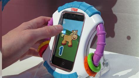 convierte tu iphone en un juguete para beb 233 s