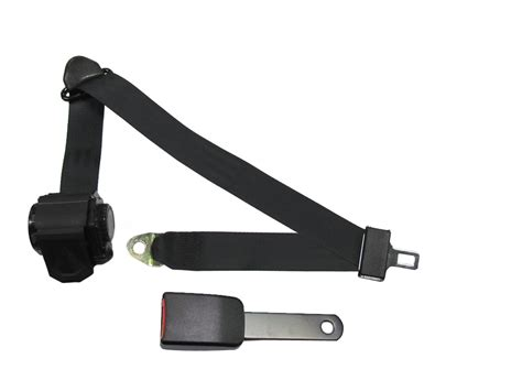 3 point seat belts 3 point retractable seat belt with end release button 6