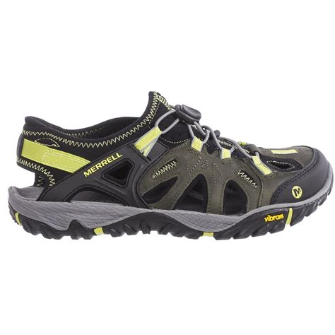 merrell sandals for merrell all out blaze sieve sport sandals for save 50