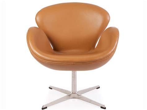 sedie arne jacobsen sedia swan arne jacobsen caramello