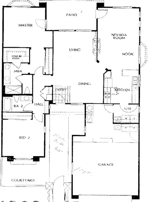 sun city summerlin floor plans sun city summerlin floor plans camelot