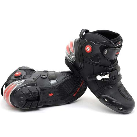 bicycle boots knights motorcycle mountain bicycle boots shoes for pro