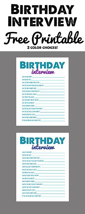 memory layout design interview questions best 25 birthday questions ideas on pinterest kids