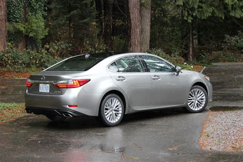 will lexus change es 350 change its style for 2016 autos