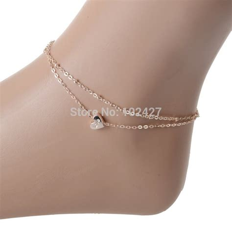 how to make leg chain jewelry 1pcs new fashion foot jewelry gold chain
