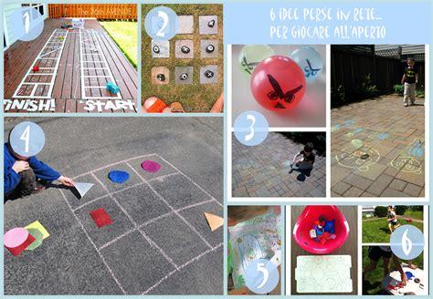 giochi da cortile per bambini giochi all aperto