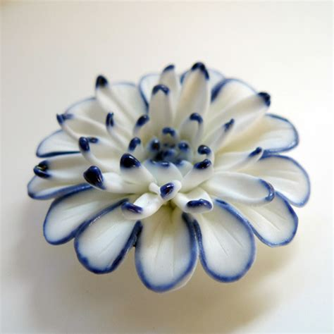 Handmade Ceramic Flowers - the information is not available right now