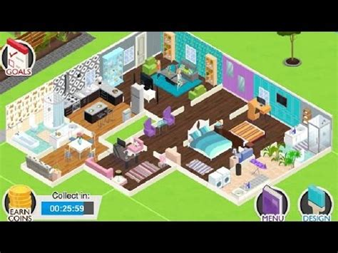 Home Design Game Youtube | design this home gameplay android mobile game youtube