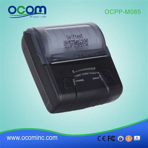 Mobile Printer Support Bluetooth 80mm Mobile Bluetooth Printer Support Bluetooth And Wifi