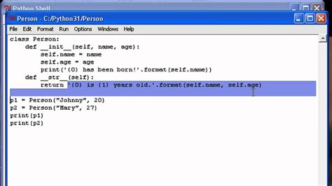 tutorial for python python 3 tutorial 20 more classes youtube