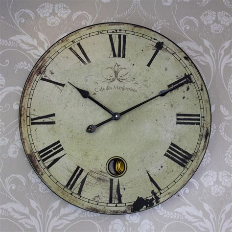 Vintage Wall Clock cheap vintage wall clocks best decor things