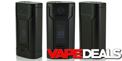 Wismec Predator 228w Box Mod Vape Authentic Asli Murah predator 228w tc tcr box mod in stock 43 99 vape deals