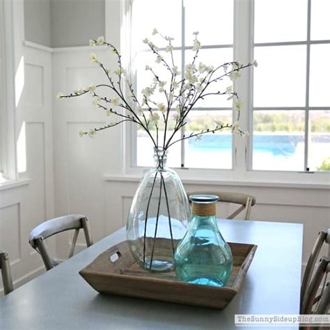 Kitchen Table Decorating Ideas by Best 25 Kitchen Table Centerpieces Ideas On