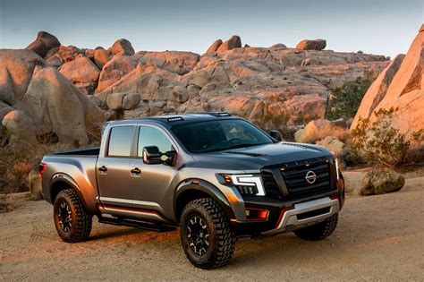 Nissan Titan Warrior Concept Is An Off Road Monster