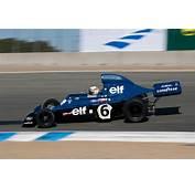 Tyrrell 006  Chassis Driver John Delane 2010