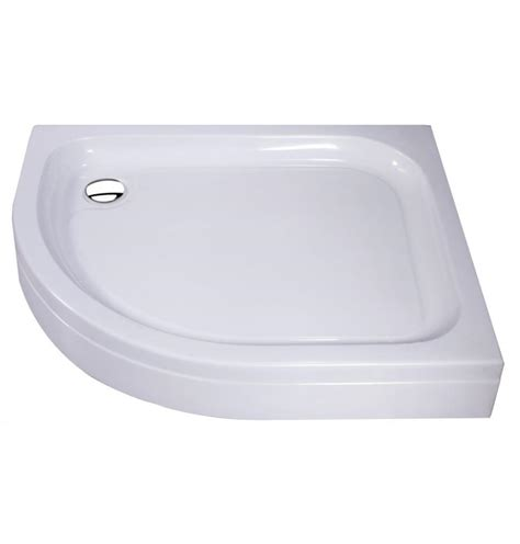Shower Trays by Lakes Traditional Quadrant Resin Shower Tray