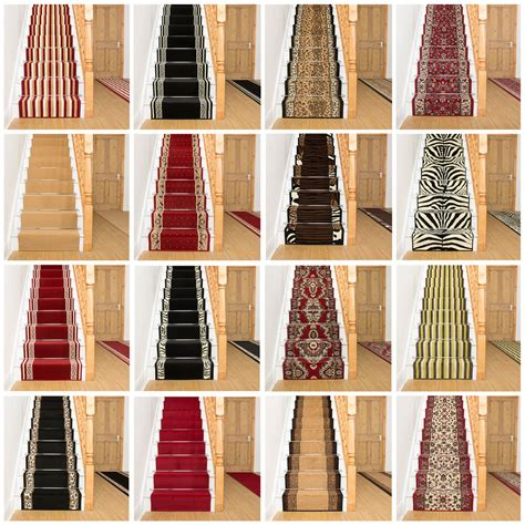 stairs rugs stair runner carpets carpet runners for stairs staircase cheap new ebay