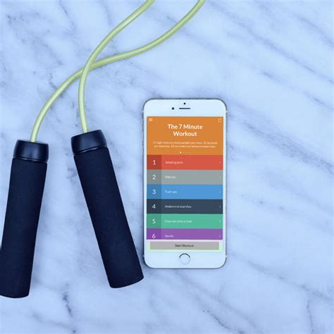 5 best apps for at home workout with