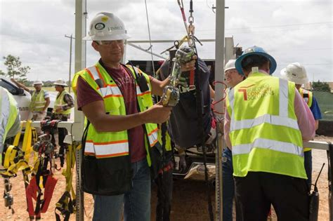 program building up construction workers skills houston