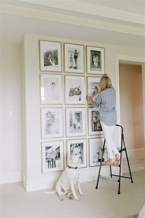 como decorar con fotos familiares ideas para decorar tu casa con fotos familiares 14