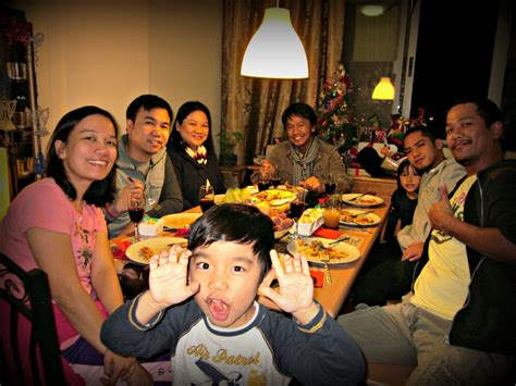 new year traditional family dinner happy new year the adventures of i 241 igo boy