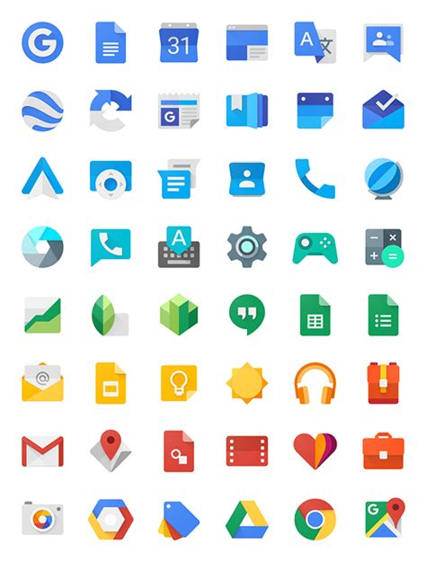 design google con icons google material design uplabs