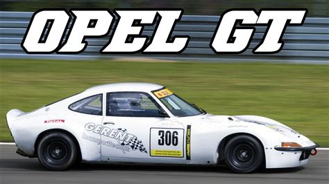 opel race car opel gt racecar 280hp