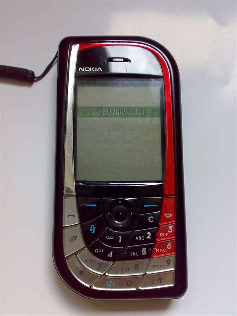Memory Hp Nokia 7610 nokia 7610