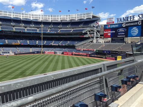 Section 205 Yankee Stadium by Yankee Stadium Section 205 New York Yankees Rateyourseats