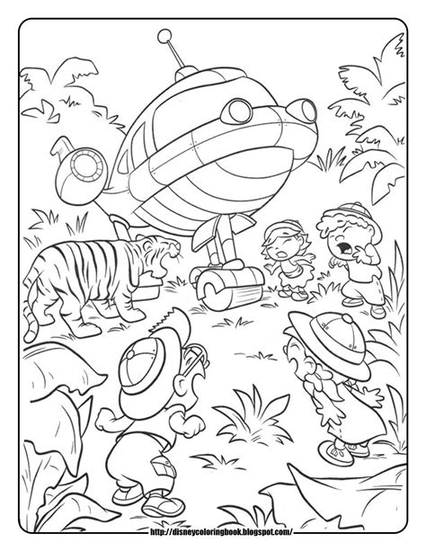 coloring pages einsteins einsteins 4 free disney coloring sheets learn to