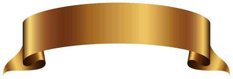 clip banner gold banner clipart clip net