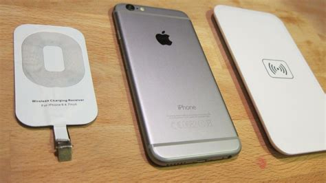 Is Iphone 6 Qi Enabled Iphone 6 Qi Wireless Charging Made Possible Qi Wireless Charging