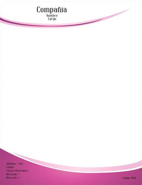 programas para decorar hojas word m 225 s de 25 ideas incre 237 bles sobre hojas membretadas en