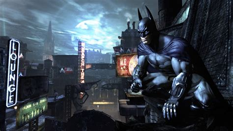 Batman: Arkham City HD Wallpapers   HD Wallpapers