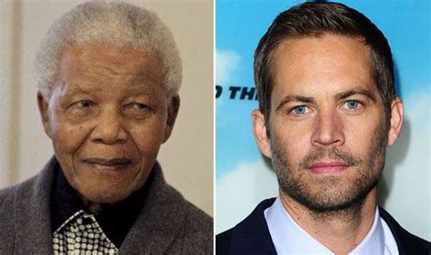 famous people who died this year who we lost in 2013 nelson mandela and paul walker among